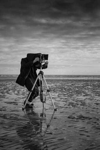 Marc Christmas, eyeseen, Dungeness Beach, photographer, uk, Large Format Photographer