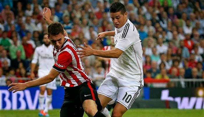 Real Madrid vs Athletic Club en vivo