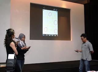 Fitur Live Screen pada Acer Liquid S1