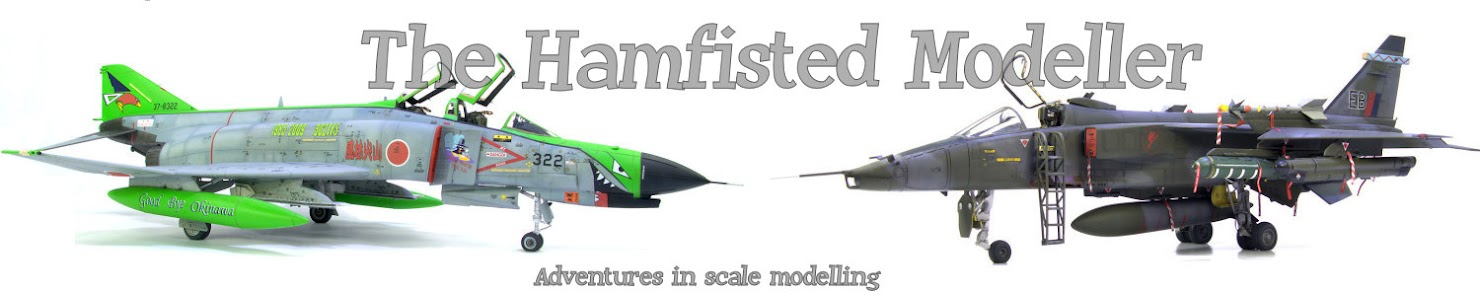 The Hamfisted Modeller