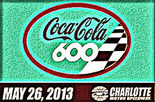 NASCAR 2013 Coca-Cola 600