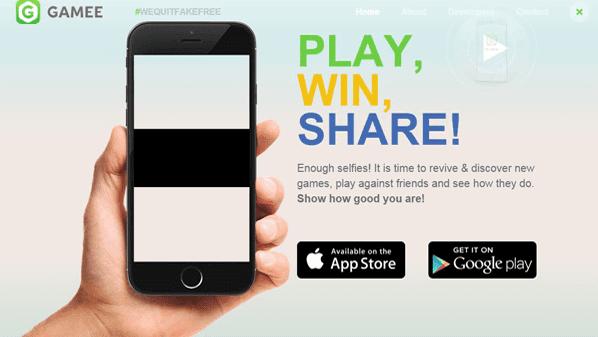 gameeapp شبكة أجتماعية مخصصة للألعاب