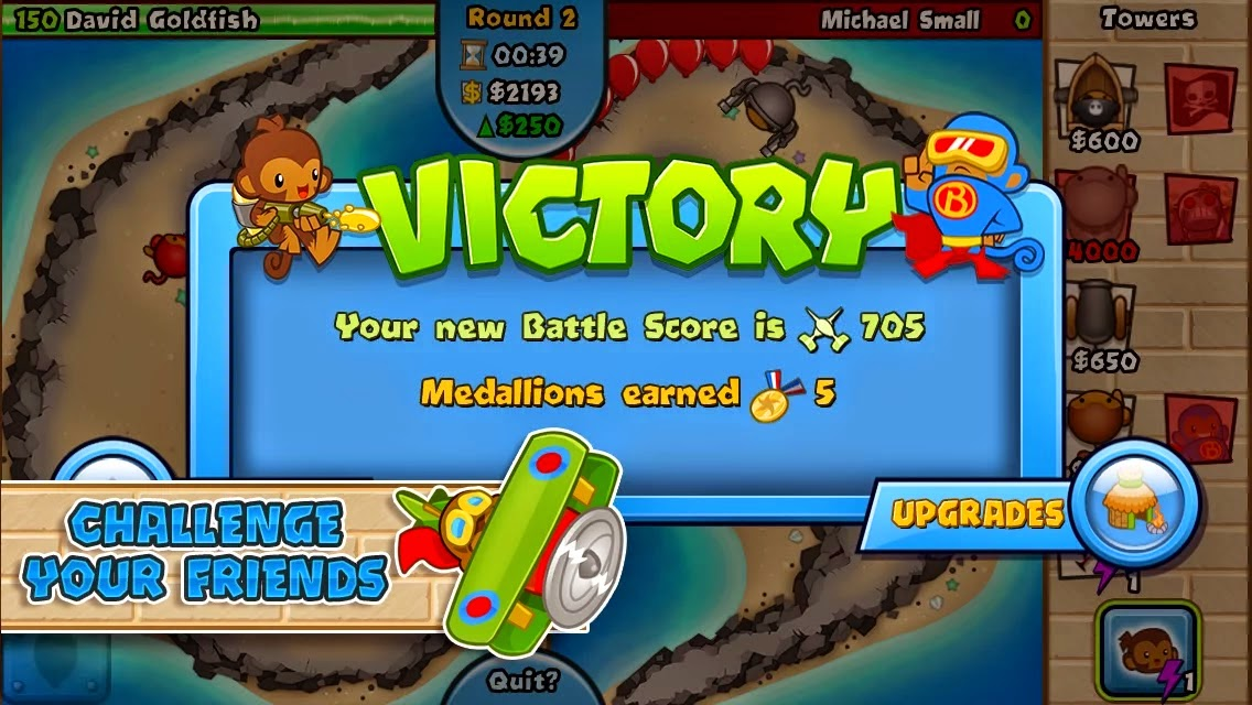 Bloons TD Battles v2.0.1 Mod [Unlimited Money]