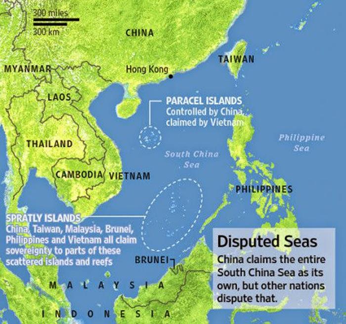 Peta pulau natuna indonesia