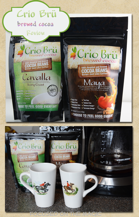 Crio Bru Brewed Cocoa Review