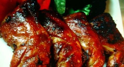 Resep ayam bakar mantap