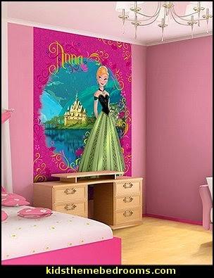 Decorating theme bedrooms maries manor frozen theme for Room design elsa