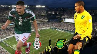 Jamaica vs México, Final Copa de Oro 2015