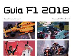 Descarrega't la Guia F1 2018!