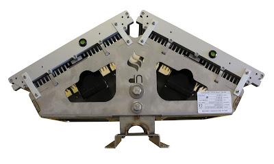 Luxsolar HIOL-A yüksek yoğunluklu uçak ikaz lambası sistemi