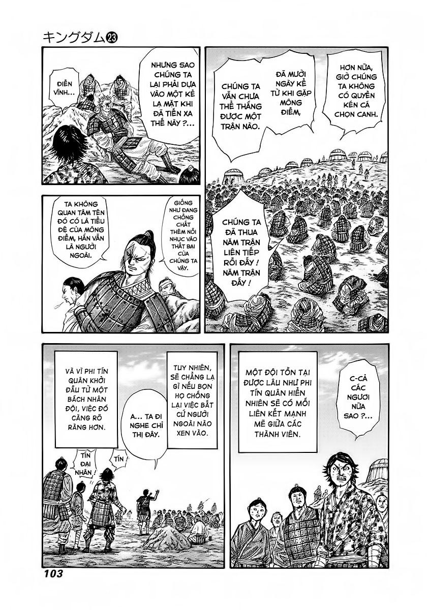 Kingdom – Vương Giả Thiên Hạ (Tổng Hợp) chap 245 page 4 - IZTruyenTranh.com