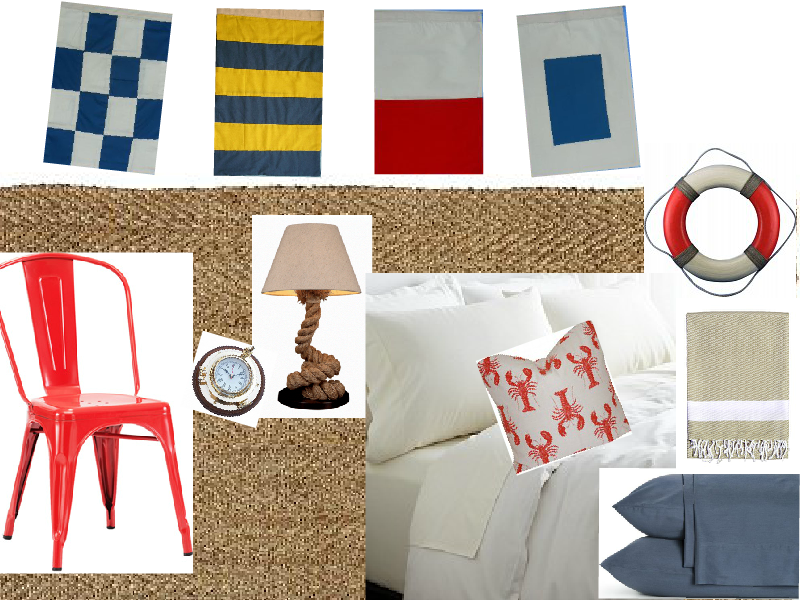 Decorating Ideas > StylishBeachHomecom Nautical Dorm Room, Take 2 ~ 053605_Nautical Dorm Room Ideas