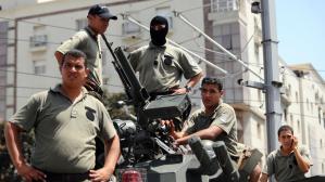 Les forces de sécurité déployées à Tunis vendredi