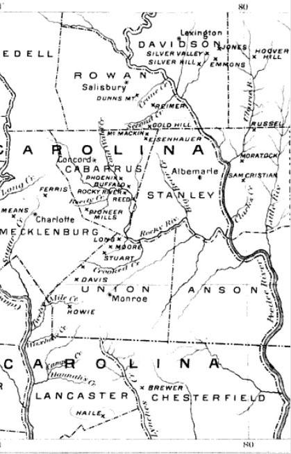 https://en.wikipedia.org/wiki/Carolina_Gold_Rush