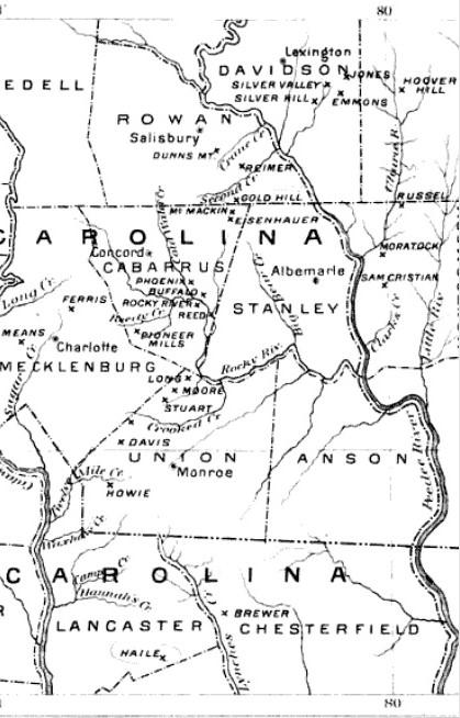 https://en.wikipedia.org/wiki/Carolina_Gold_Rush