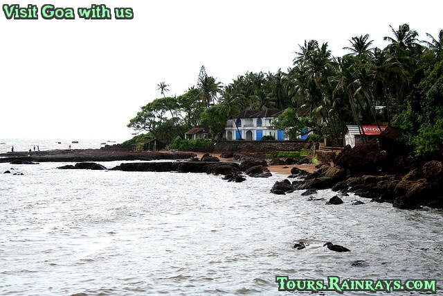 Best Dona Paula Beach, Goa India. Get best tours India. find real incredible india
