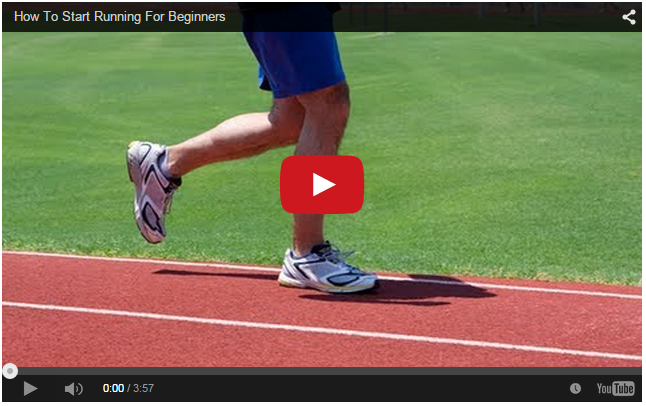 How To Start Running For Beginners Video