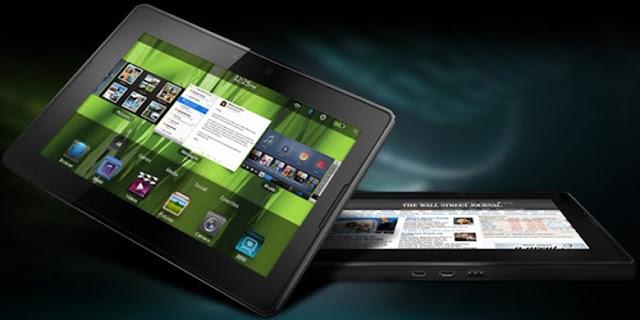 Bos Tablet BlackBerry Mengundurkan Diri