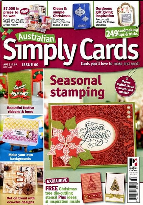 Australian Simply Cards #60