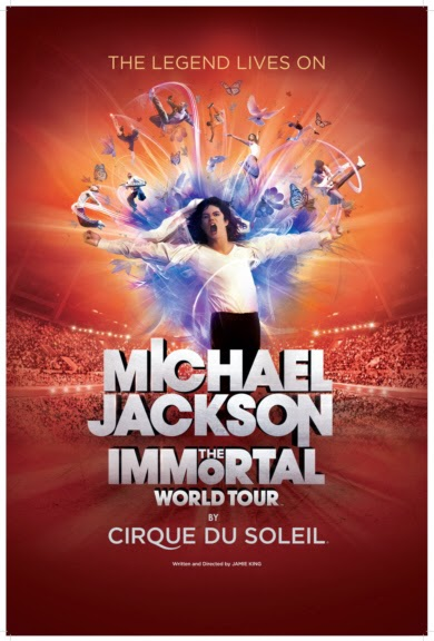 descargar Michael Jackson: The Immortal World Tour – DVDRIP LATINO