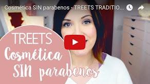 COSMÉTICA SIN PARABENOS - TREETS