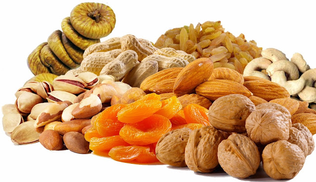 Easy Chopping of Dry Fruits