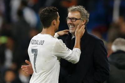Bisikkan Mencurigakan Ronaldo pada Blanc