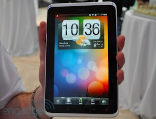 harga Tablet Android HTC Flyer