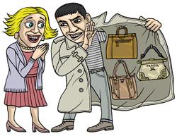 prada knock off purses