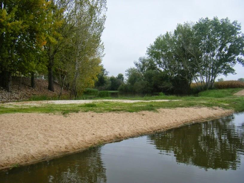 Zona Balnear do Rio Sorraia - Zona Verde