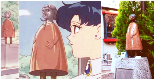 Kimi-chan en Sailor Moon