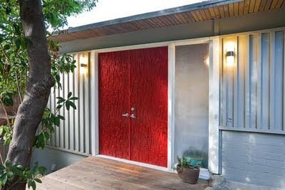 Modern Home Entrance Door-5
