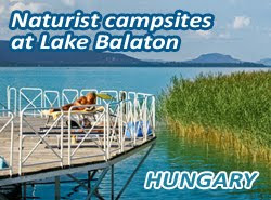 NATURIST CAMPSITES AT LAKE BALATON (H)