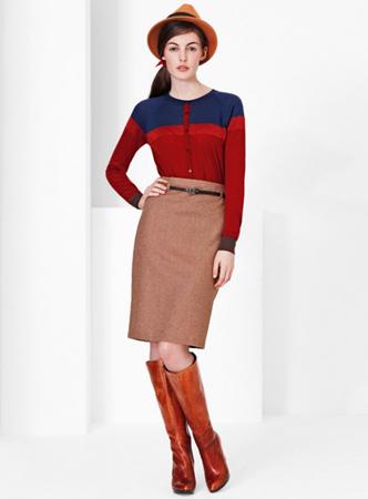 faldas otoño invierno 2011 2012