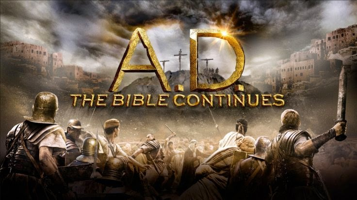 A.D The Bible Continues (2015-) ταινιες online seires xrysoi greek subs