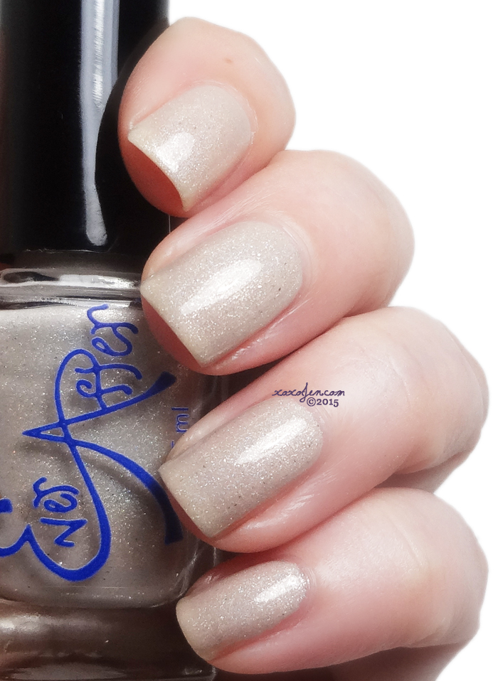xoxoJen's swatch of Ever After Au Naturel