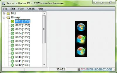Download Resource Hacker | Aplikasi Untuk Memodifikasi Windows