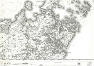 North Uist Map 1911