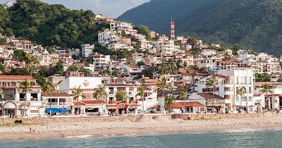 Zona Romantica de Puerto Vallarta