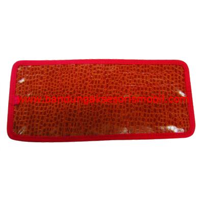 CD Bag Kulit Buaya Standart Merah