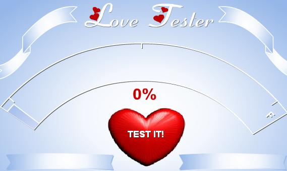 love tester real game