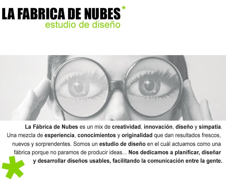 LA FABRICA DE NUBES