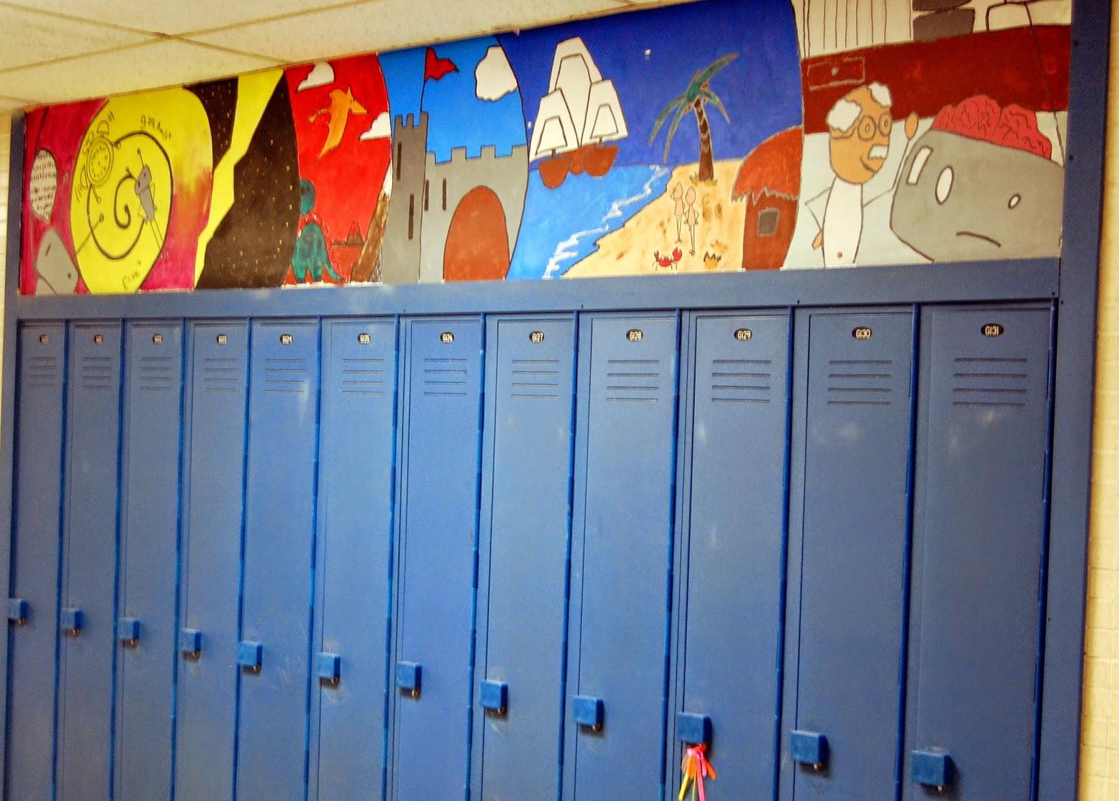 student mural - 2