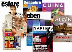 Revistes i diaris de la Biblioteca