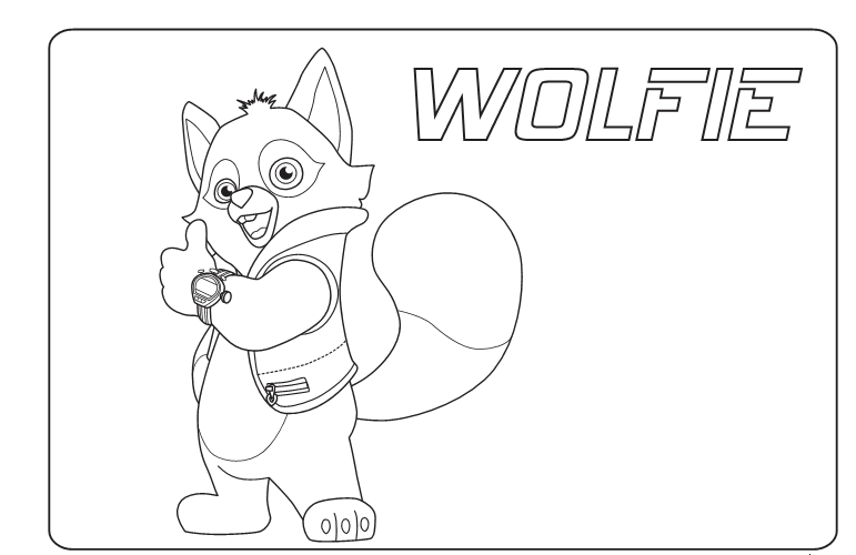 bunnytown coloring pages - photo#7