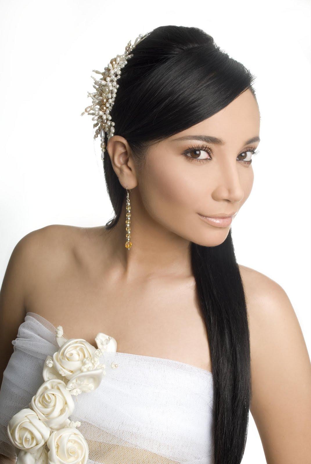 Peinados para novias bogota