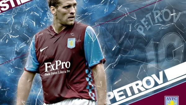 Stiliyan Petrov wallpaper Aston Villa