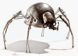 Robots aranha de motores de buscas