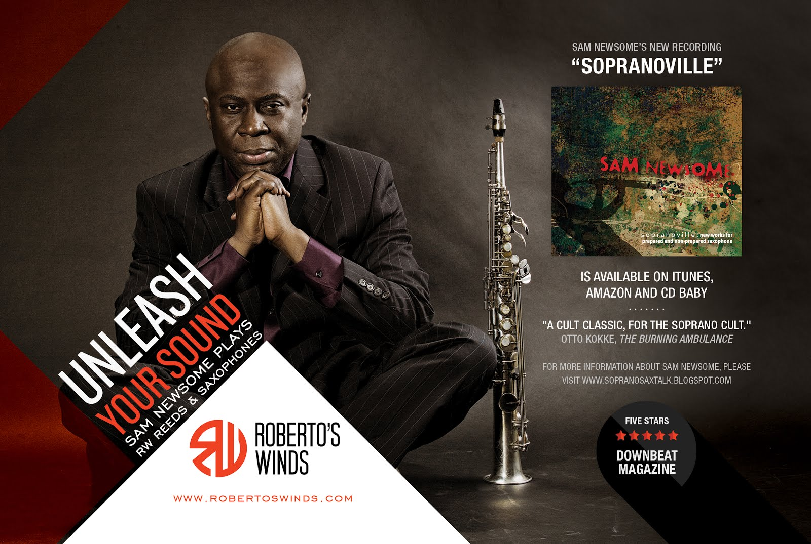 RW Soprano and Reeds Endorsement