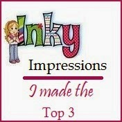 Inky Impressions #201 Pastels